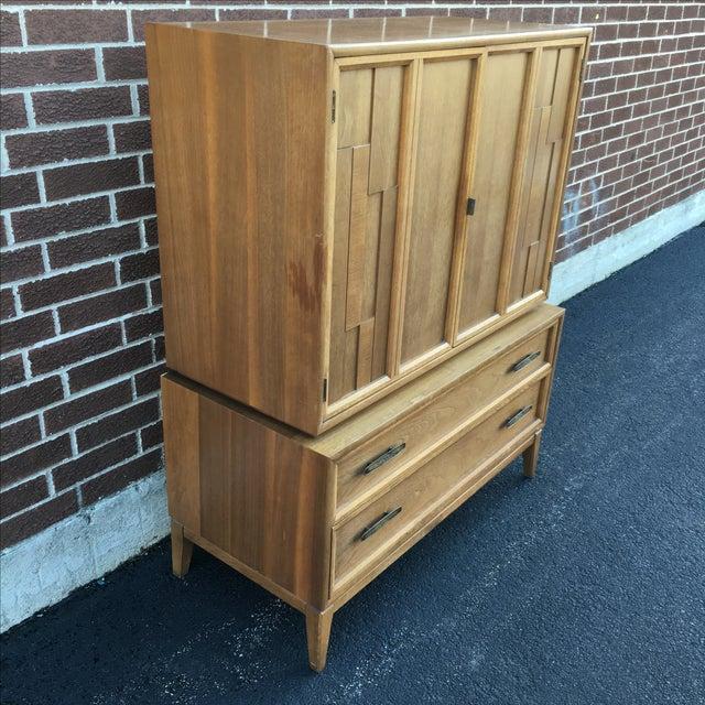 Kroehler Highboy Tall Dresser - Image 7 of 7