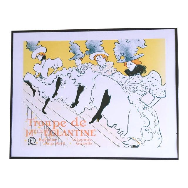 Image of Shorewood Presas Toulouse Lautrec Poster