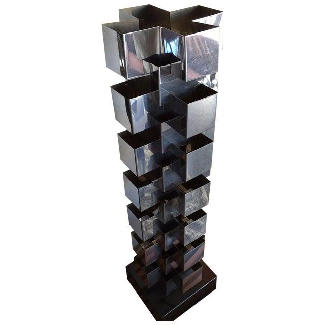 Curtis Jere Skyscraper Lamp - Image 1 of 3