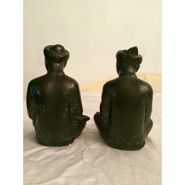 Asian Style Bookends - A Pair - Image 6 of 8