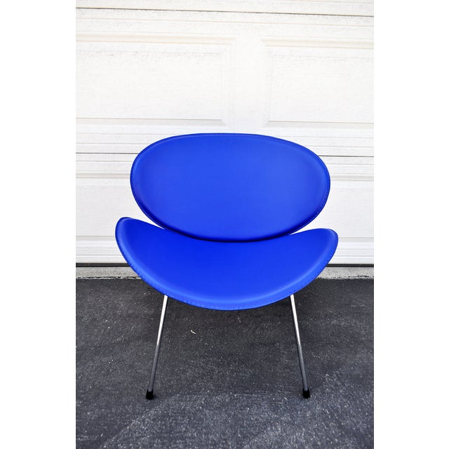 Blue Slice Chair - Image 3 of 4