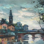 Image of City on a River, 1940
