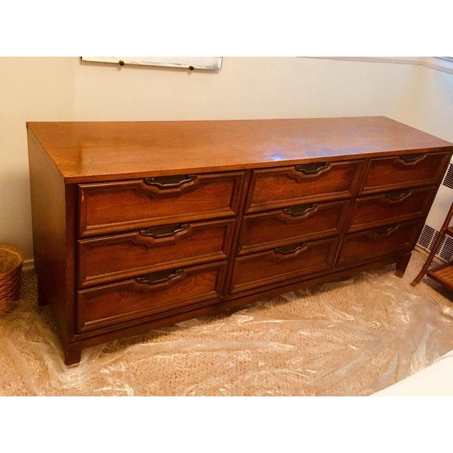 Mid-Century Side Board Credenza & Dresser - Set of 2 - Image 3 of 4