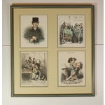 Image of 1900 Fernand Mourlot Colored Lithographs