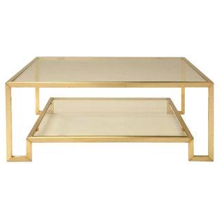 Guy Lefevre Design for Maison Jansen Coffee Table