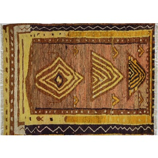 "Tribal Worsted Wool Tullu Rug - 8'1"" X 10'10"""