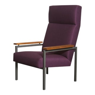 Gijs Van Der Sluis High Back Lounge Chair