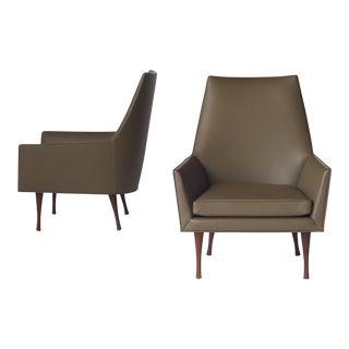 Paul McCobb Lounge Chairs