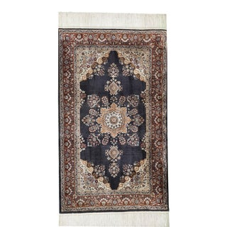 Persian Qum Pattern Area Rug - 3' x 5'