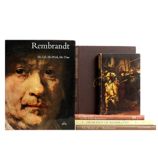 'The World of Rembrandt' Books - Set of 6