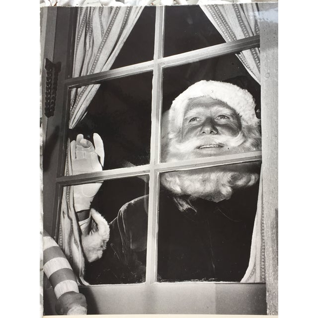 "Santa Claus ""See You Next Year"" 1958 by R. McNutt - Image 1 of 4"