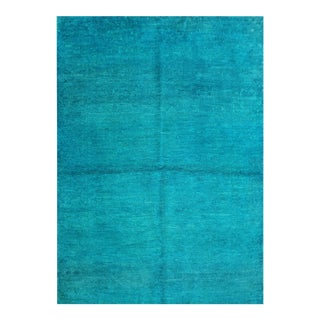 """Hand Knotted Over Dyed Oushak Rug by Aara Rugs Inc. - 3'9"""" X 5'2"""""""