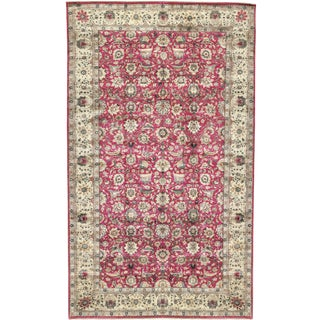 Traditional Hand Woven Rug - 10'2 X 17'1