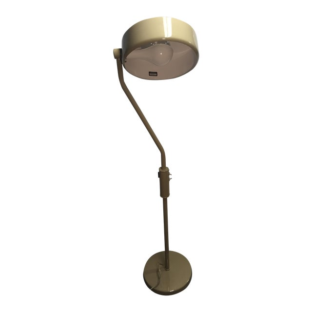 Image of Vintage Industrial Medical Floor Lamp