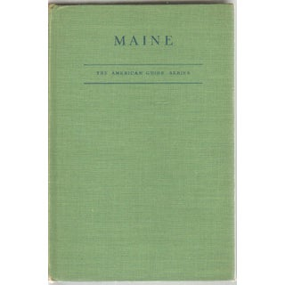 "Maine: A Guide ""Down East"""