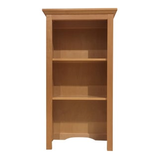Wood Storage Bookcase Hutch