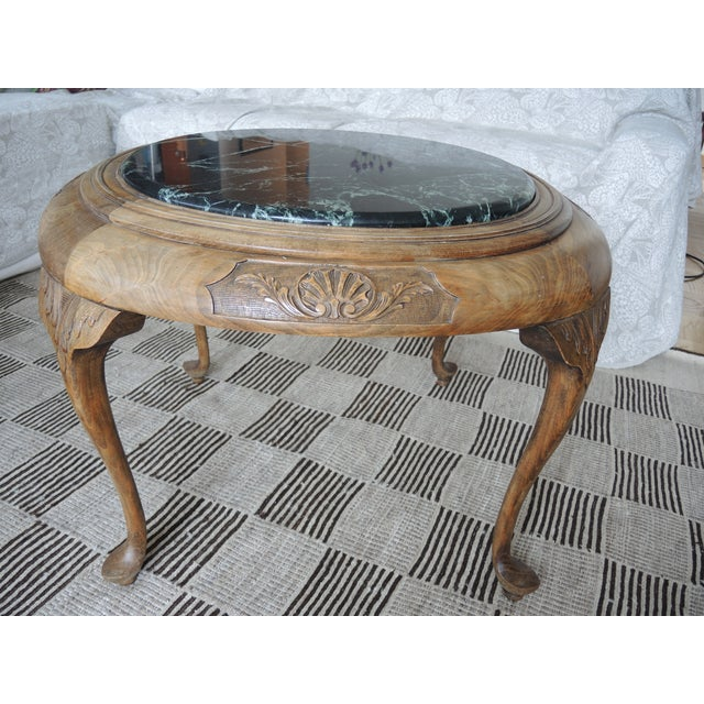 Image of Circa 1930's Belgian Coffee Table