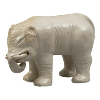 Chinese Blanc de Chine Elephant, 17th Century