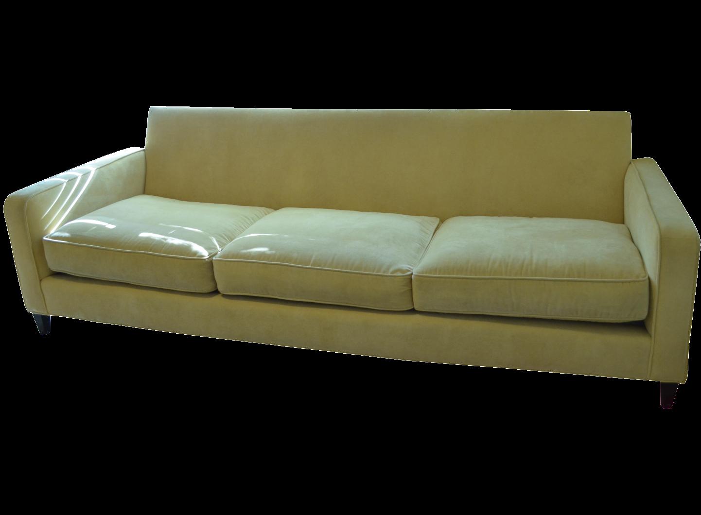 ballard designs queens velvet yellow vintage sofa chairish ballard designs dakota sofa slipcover and frame polyvore