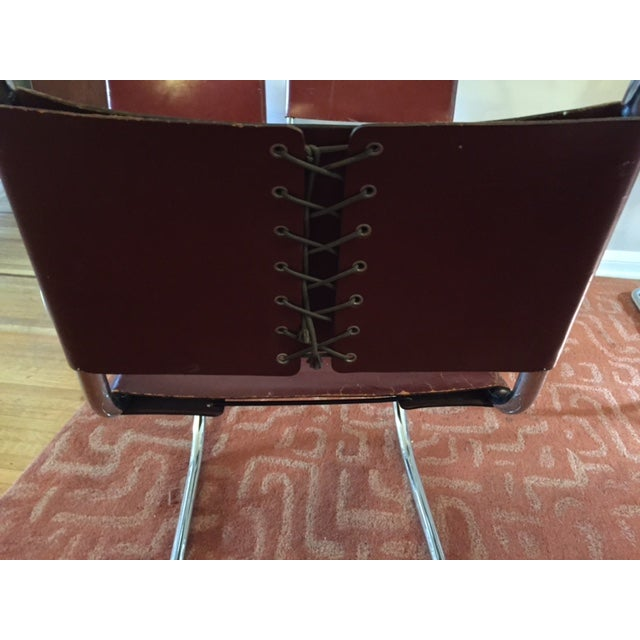 Metal Chairs Mr Chair Style - Set of 4 - Image 3 of 4