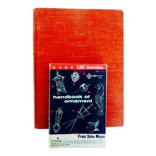 Vintage Design Books - A Pair
