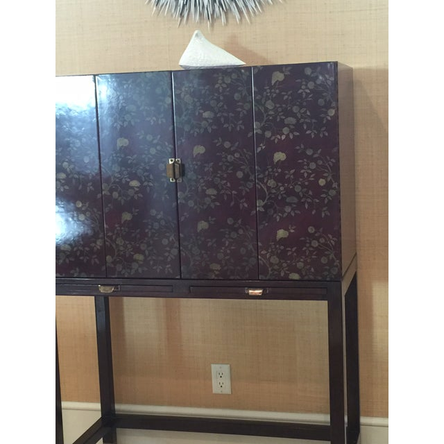Image of Henredon Acquisitions Bar Cabinet