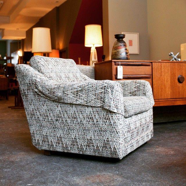Vintage Kroehler Club Chair - Image 4 of 7