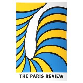 Nicholas Krushenick - Paris Review Serigraph