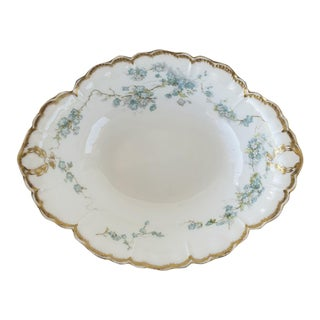 Haviland Limoges Schleiger 248p Serving Dish
