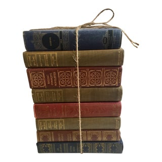 Vintage French Novels in English - Set of 8