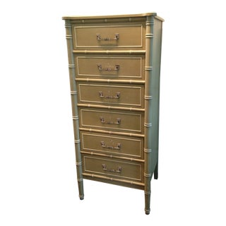 Henry Link Bali Hai Bamboo Lingerie Dresser