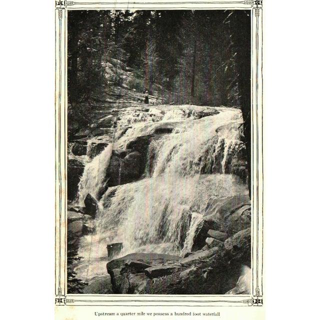 Stewart Edward White: The Cabin, Signed - Image 3 of 4