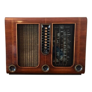 C. 1940 Multi-Band Blaupunkt Radio