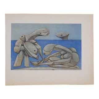 Vintage Picasso Lithograph