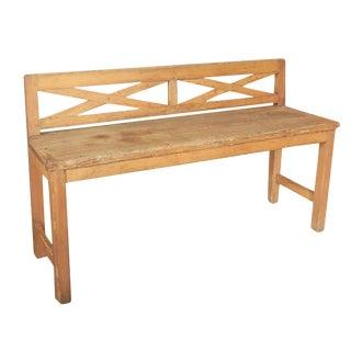 High Bench