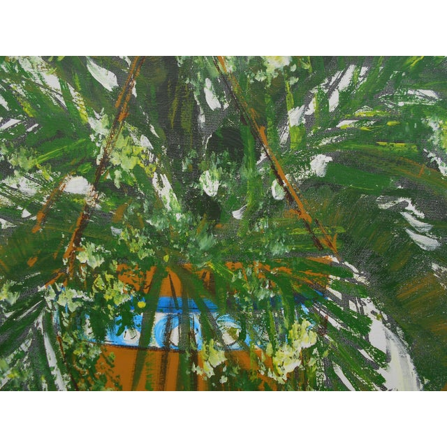 Hanging Plant Oil on Canvas - Image 5 of 5