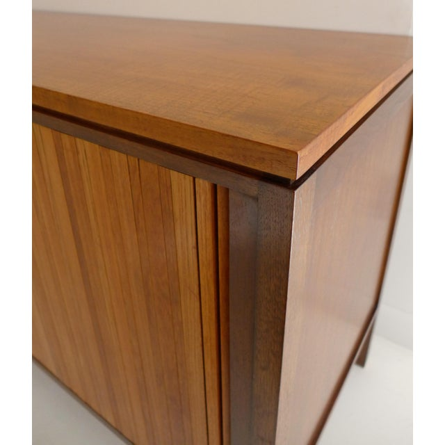 Tambour Front Cabinet by Edward Wormley - Image 9 of 11