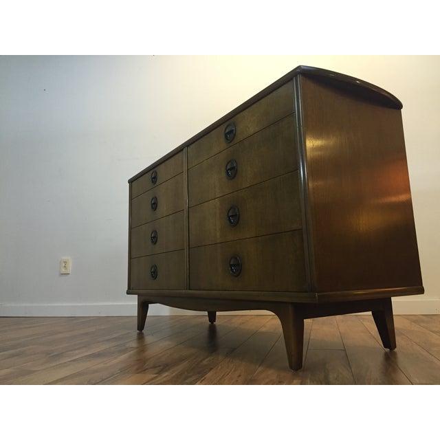 Landstrom Furniture Mid-Century Walnut Dresser - Image 10 of 11