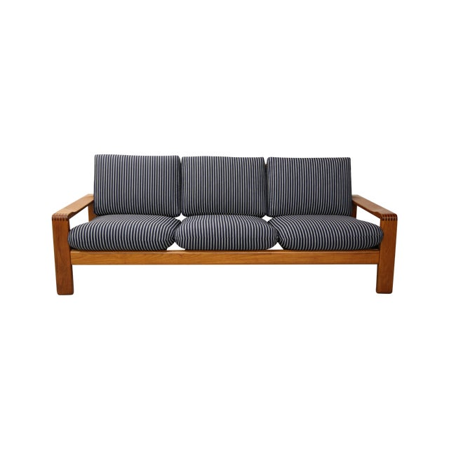 Mid Century Teak Danish Sofa by HW Klein - Image 1 of 6