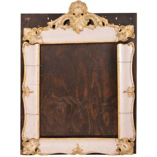 Signed Italian Ceramic Frame Tiles