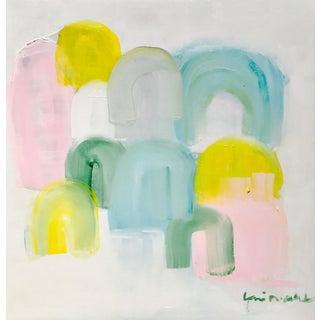 "Kerri Rosenthal ""People of the Rainbow"" Original Painting"