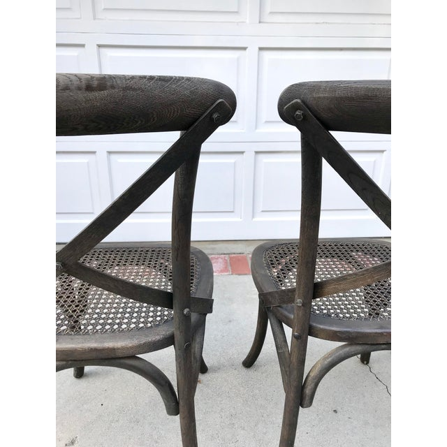 Restoration Hardware Madeleine Side Chairs - Set of 4 - Image 4 of 6
