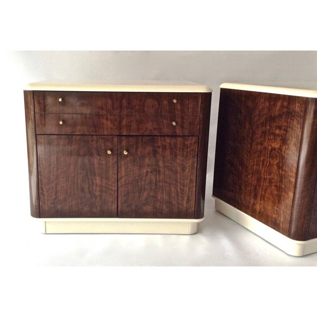 Mid-Century Drexel Nightstands - A Pair - Image 3 of 10