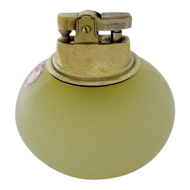 Seguso Opaline Glass Lighter - Image 1 of 6