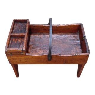Rustic Antique Farrier's Tool Box