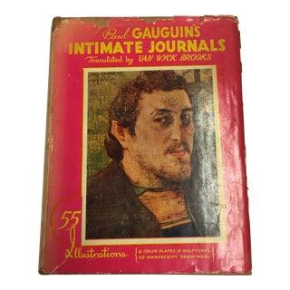 Paul Gauguin's Intimate Journals 1936