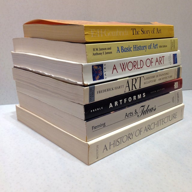 Stack of Art Textbooks - Set of 7 - Image 3 of 11