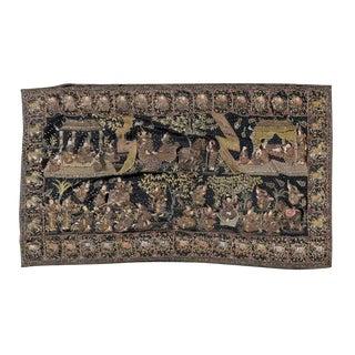 Kalaga 1900 Burmese Tapestry