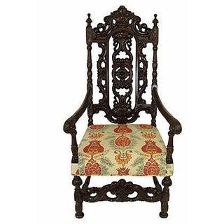 Charles II-Style Armchair