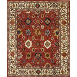 Pasargad NY Hand-Knotted Fine Mahal Rug - 8' x 10'